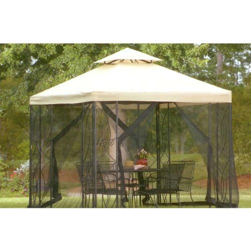 8x8 Gazebo Canopy Replacement