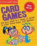 Sterling Card Games (Little Giant Book)