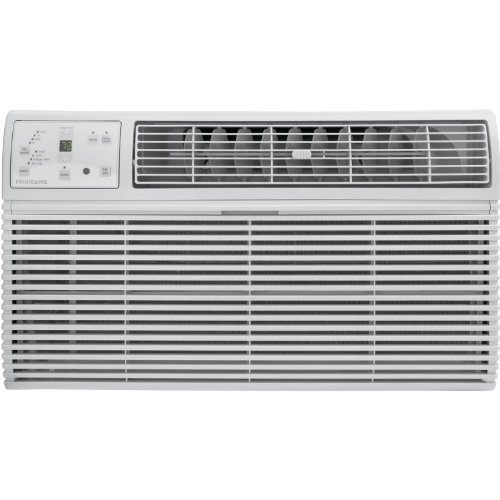 Frigidaire 12,000 BTU 230V Through-the-Wall Air Conditioner w/ 10,600 BTU Supplemental Heat Capability, FFTH1222Q2