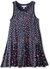 Juicy Couture Girls Star Stargazer Collection Navy Blue and Red Star Design