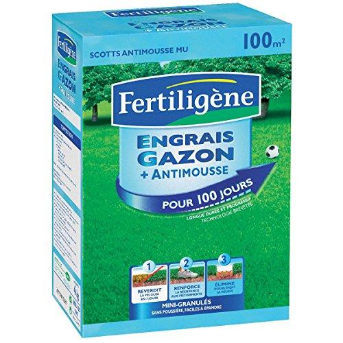 Offre sp ciale fertiligene engrais gazon desherbant anti mousse sac 6 kg - Engrais gazon printemps ...