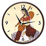 Wall Clocks - Printland Musical Love Wall Clock