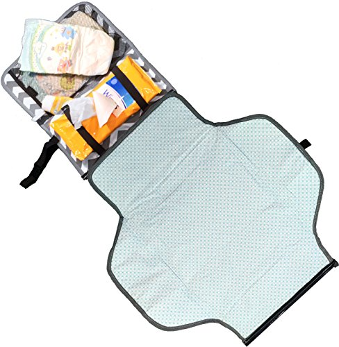 Compact changing pad