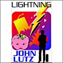 Lightning: A Fred Carver Mystery Audiobook by John Lutz Narrated by Edward Lewis