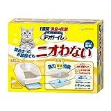 猫砂とトイレ