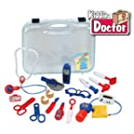 Kiddie Doctor Deluxe 19 Piece Medical...