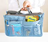 #3: Okayji Blue Handbag Organizer