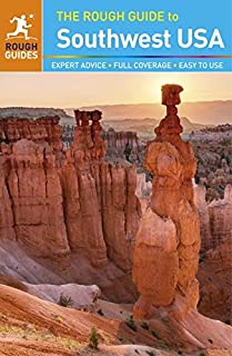 Book Cover: The Rough Guide to Southwest USA