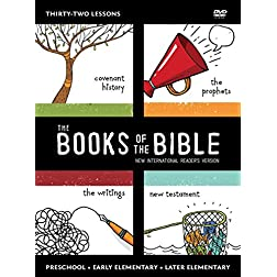 The Books of the Bible Children's Curriculum