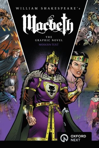 Macbeth: The Graphic Novel, Modern Text, by William Shakespeare