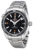 Omega Men's 232.30.42.21.01.003 Planet Ocean Black Dial Watch review