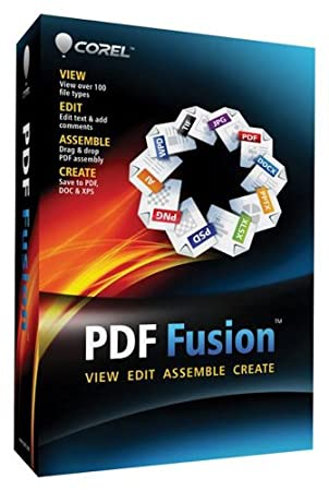 Corel PDF Fusion 1 Mini box