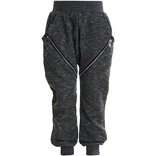 BEZLIT -  Pantaloni sportivi  - relaxed - Basic - ragazzo nero 10 anni