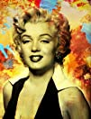 Marilyn Monroe Celebrity Photo Limited Canvas Print Movie Television Actor Size 16×24 #92 HD prints…