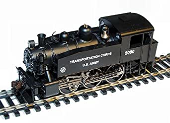 Rivarossi HO Scale US Army S-100 0-6-0