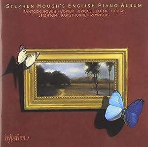 Stephen Hough : English piano Album