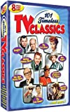 Cover art for  101 Timeless TV Classics - 8 DVD Set! Over 40 Hours!