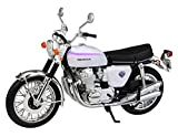 スカイネット 1/12 完成品バイク Honda CB750FOUR (K0) 名古屋カラー