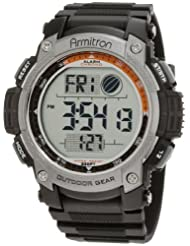 Armitron 40 8252BLK Digital Chronograph