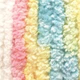 Bernat Baby Blanket Big Ball Yarn, Pitter Patter, Single Ball