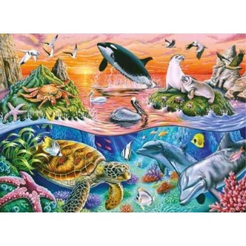 Beautiful Ocean: 100 Pieces