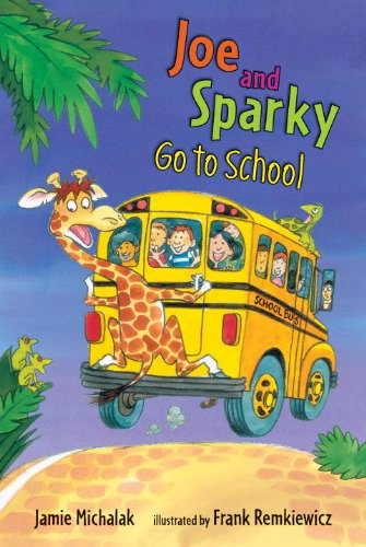 Frank Remkiewicz, Joe and Sparky Go to School, Candlewick Press