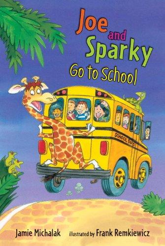Frank Remkiewicz, Joe and Sparky Go to School, Candlewick Press