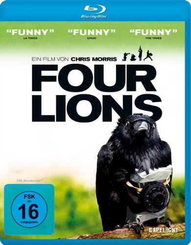 Four Lions [Blu-ray] [Alemania]