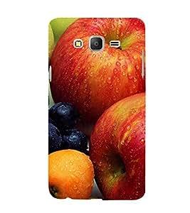 ifasho Designer Phone Back Case Cover Samsung Galaxy On5 Pro (2015) :: Samsung Galaxy On 5 Pro (2015) ( Colorful Pattern Design Brown )