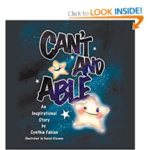 Can't and Able by Cynthia Fabian