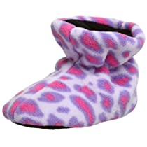 Fuzzy Slipper Gift Shop - ACORN Infant/Toddler Easy Bootie