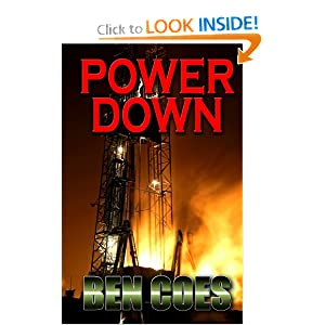 Download book Power Down (Thorndike Press Large Print Thriller)