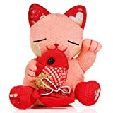 Miki Chan Lucky Cat Soft Toy