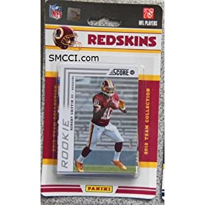2012 Score Washington Redskins Factory Sealed 12 Card Team Set. Players Include... by 2012 Score
