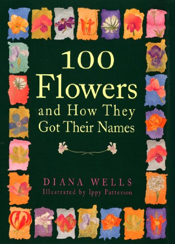 100 Flowers And How They Got Their Names back-80310