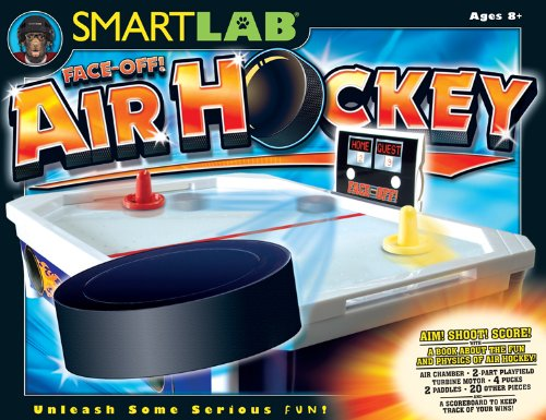 Smart Lab Face Off Air Hockey