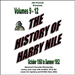 The History of Harry Nile, Box Set 3, Vol. 9-12, October 1950 to Summer 1952 | Jim French