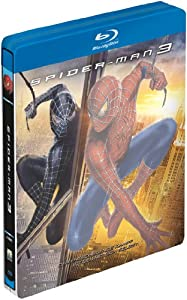 Spider-Man 3 (Steelbook) [Blu-ray]