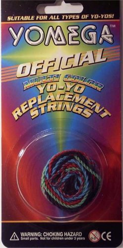 Official Yomega Replacement String -Colored - Buy Official Yomega Replacement String -Colored - Purchase Official Yomega Replacement String -Colored (Yomega, Toys & Games,Categories,Activities & Amusements,Yo-yos)
