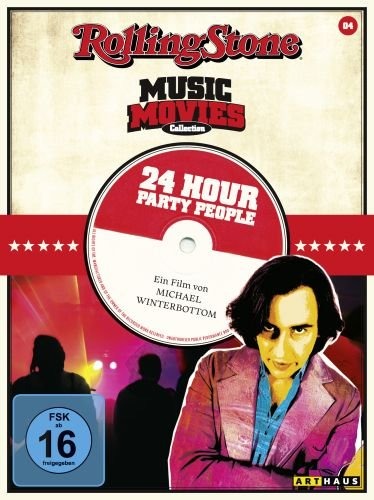 24 Hour Party People - Rolling Stone Music Movies Collection [Alemania] [DVD]