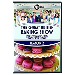 Great British Baking Show Season 2