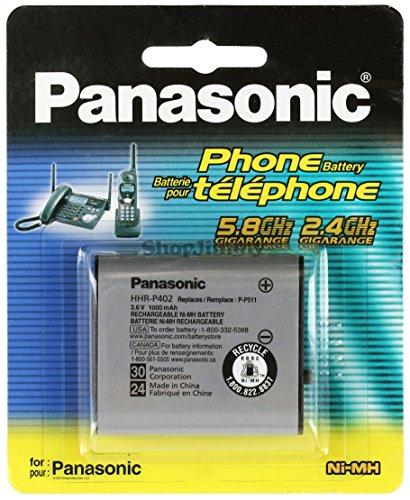 Panasonic HHRP402A NiMH Rechargeable Battery for Cordless Phones (Panasonic Hhr P402 compare prices)