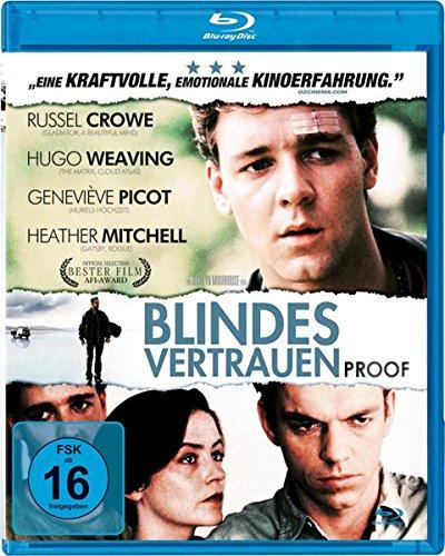 Blindes Vertrauen - Proof [Blu-ray]
