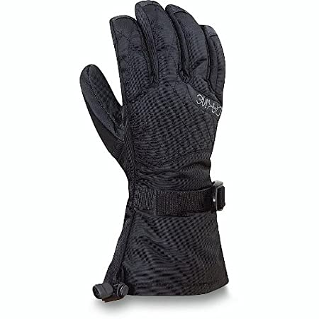 The Dakine Camino Glove has a removable fleece liner glove to cover all of your needs this winter. The outer glove is waterproof, warmly insulated, and lined in cozy fleece, with the addition of a removable liner glove adds real versatility. You can ...