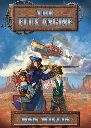 The Flux Engine (The Shattered West)