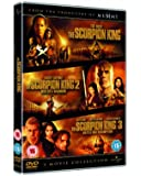 The Scorpion King 1-3 Triple Pack [DVD]