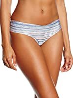 Triumph Braguita Brasileña sloggi Light Sum Str Hip (Azul / Multicolor)