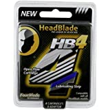 Headblade Replacement Four Blade Kit (pack of 4)