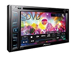 See Pioneer AVH270BT Double DIN/BLUETOOTH/DVD/USB/AUX/BASIC WITH BLUETOOTH Car Receiver Details