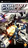 Pursuit Force: Extreme Justice - PlayStation Portable